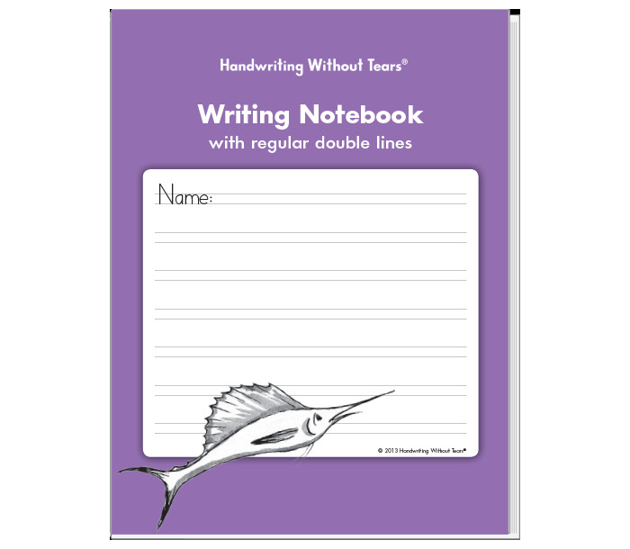 Writing Notebook 48 pages