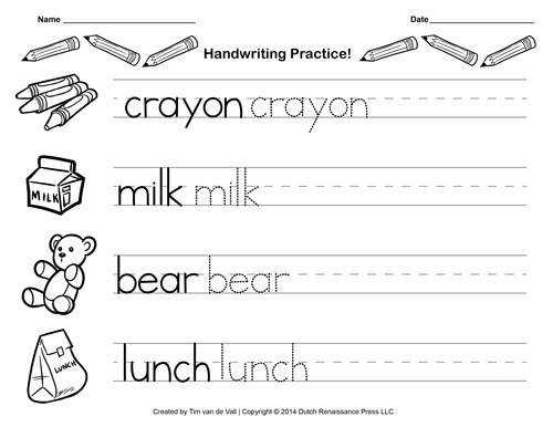 All Worksheets handwriting worksheets for preschoolers Free Worksheets ' Letter A Handwriting Worksheets Kindergarten