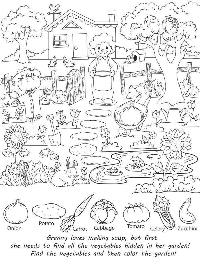 Printable Hidden For Adults Hidden Picture Worksheets For Kids koala coloring pages swinging
