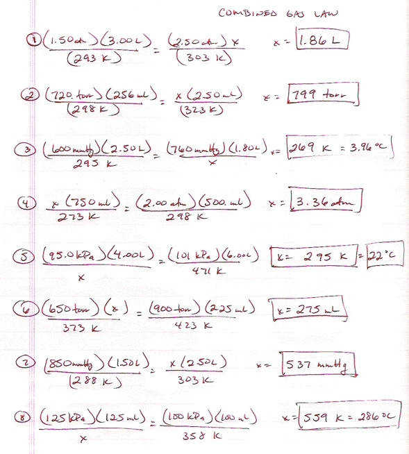 Ideal Gas Laws Worksheet Switchconf – Ideal Gas Law Worksheet with Answers