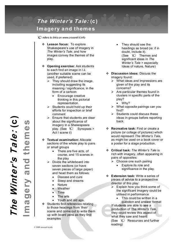 Imagery Worksheet Homeschooldressage Com