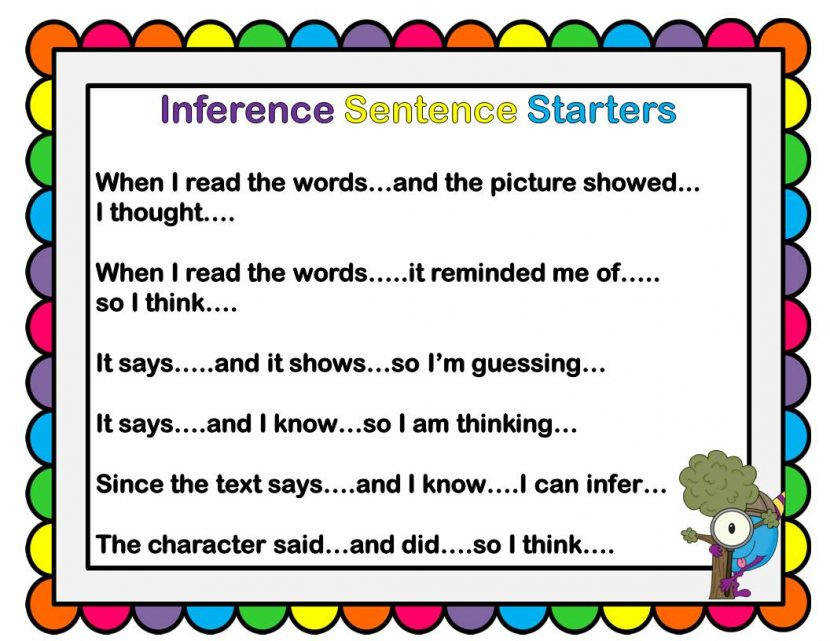 Reading Inferences Worksheets Inference Lesson Plans 4th Gr