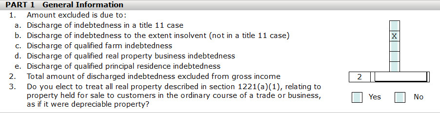 The documents provided above are not responsible in assisting preparing a correct tax return The available forms are only for documenting additional