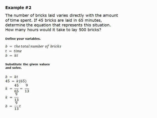 Look Obtain Direct And Inverse Variation Worksheet Esheets