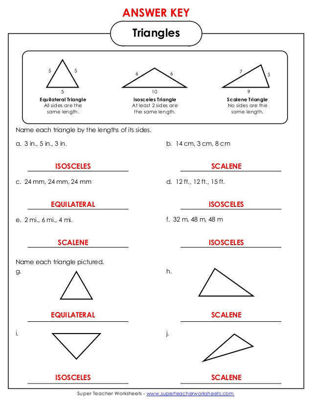 isosceles and equilateral triangles worksheet. Black Bedroom Furniture Sets. Home Design Ideas