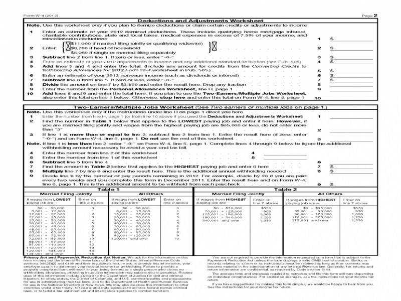 """Itemized Deduction Worksheet"" Personable Hello Rpf Ive Created A Spreadsheet To Calculate Your"
