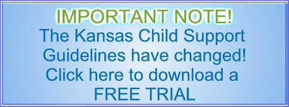 Ingenuity Kansas Child Support And Alimony Calculator