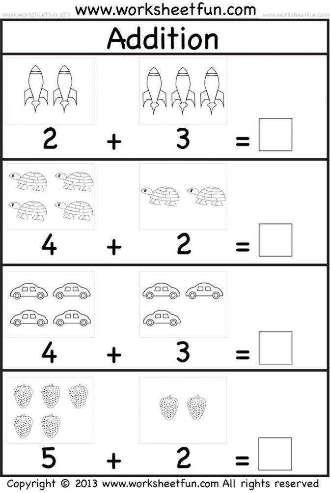 Best 25 Kindergarten Addition Worksheets Ideas Pinterest For Free Printables B62d77cf52a acbd28edc4417f6