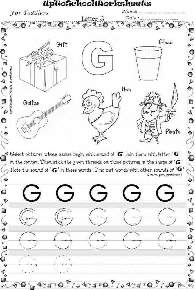 Alphabet Recognition Worksheets For Kindergarten Letter Worksheet 1000 Ideas About G Alphabet Recognition Worksheets