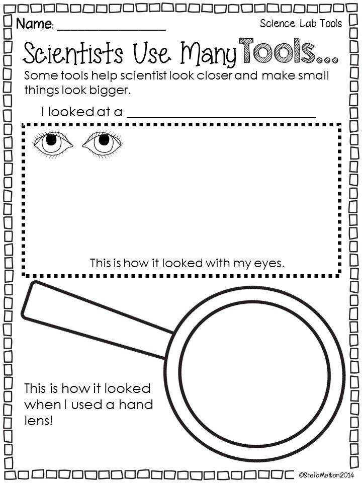 Kick off your new science year with this Science Lab Safety Tools and What Do