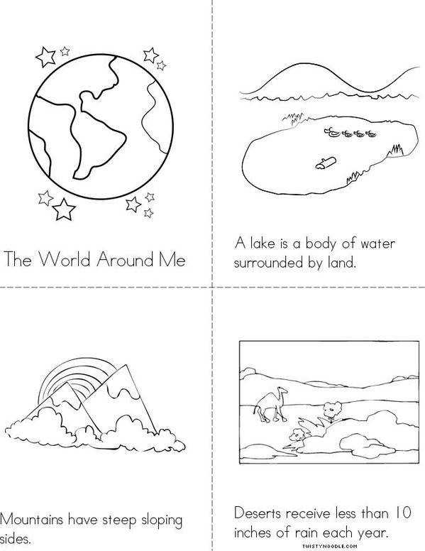 Landforms Worksheets Homeschooldressage Com