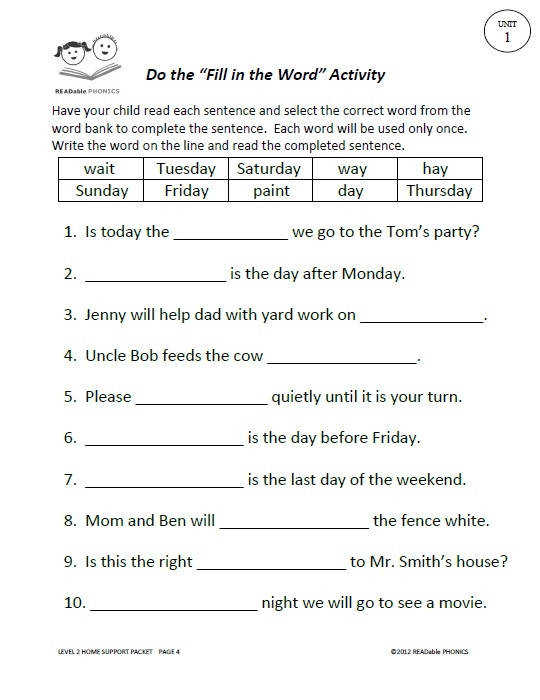 Language Arts 2nd Grade Worksheets Samsungblueearth · 17 Best images about sight words on Pinterest