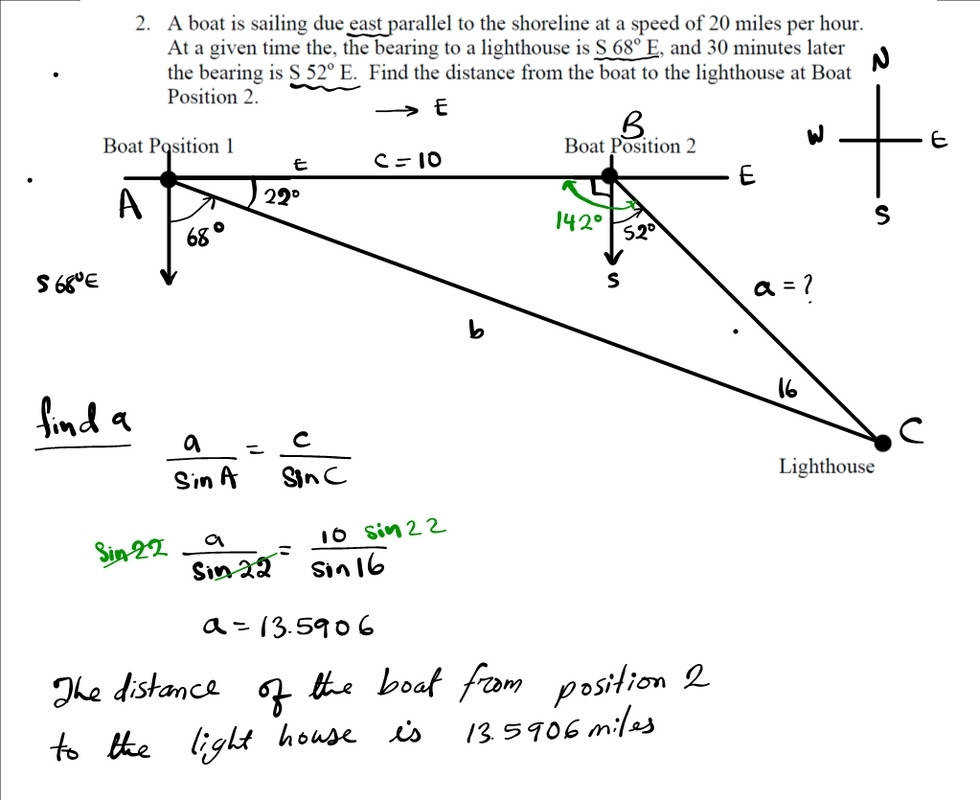 Education Facts Law Sines Worksheet Answers Law Cosineslaw Sines