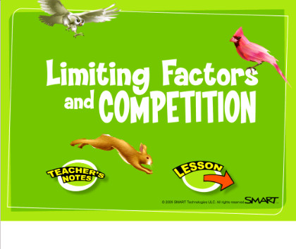 Limiting factors and petition