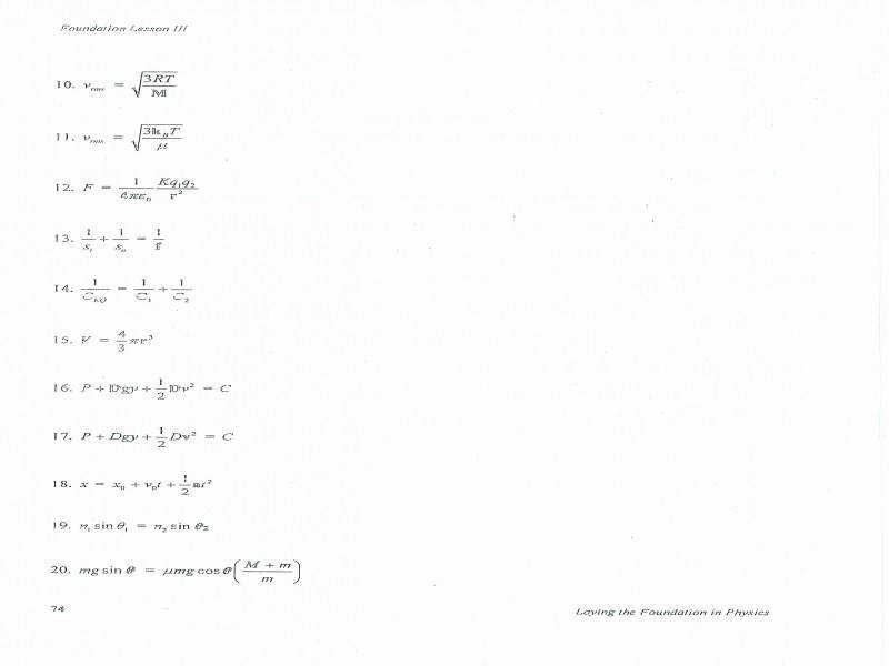 Solving Literal Equations Worksheets – Wallpapercraft