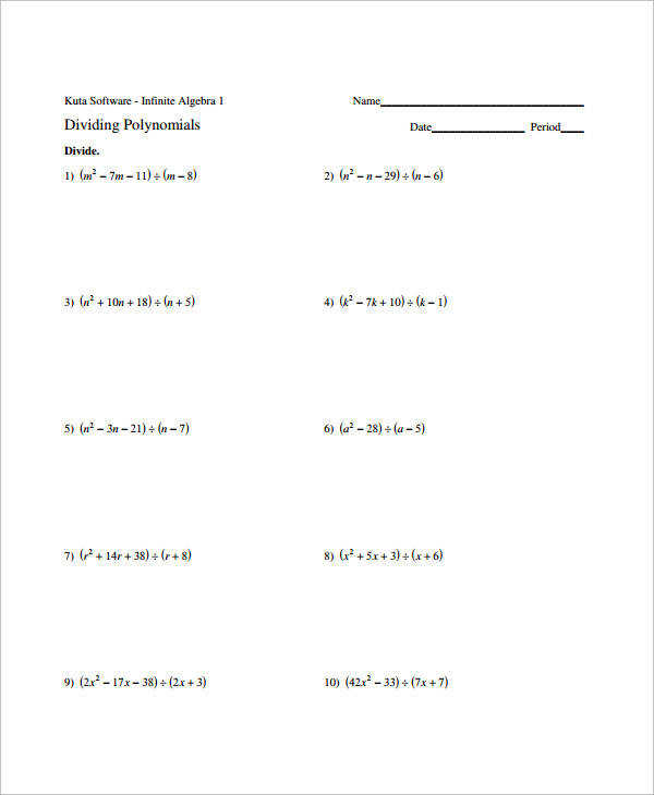 Long Division Worksheet Homeschooldressage Com
