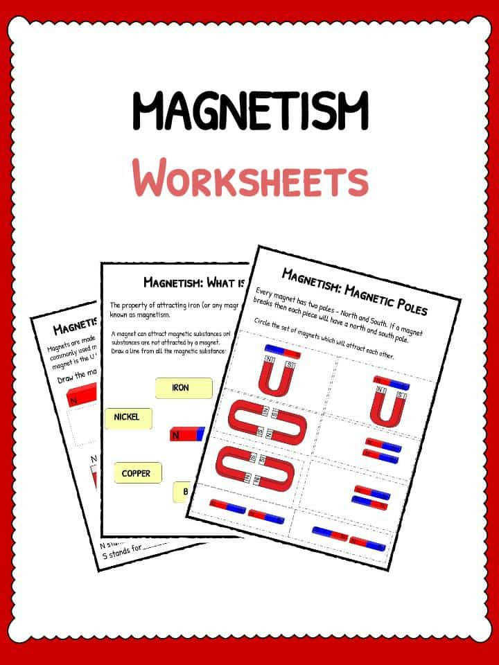 Download the Magnetism Worksheets