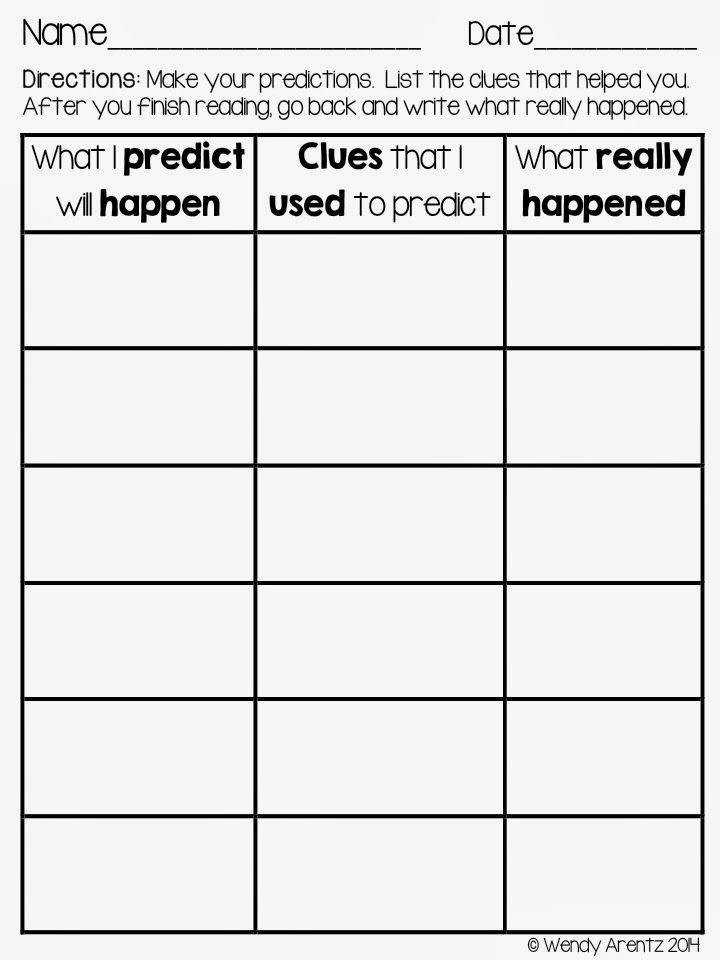 Make revise and confirm predictions