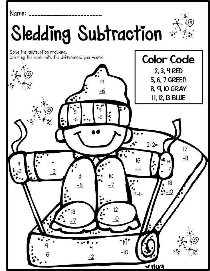 Awesome Coloring Printable First Grade Math Coloring Worksheets At Best 20 2Nd Grade Math Worksheets Ideas Pinterest