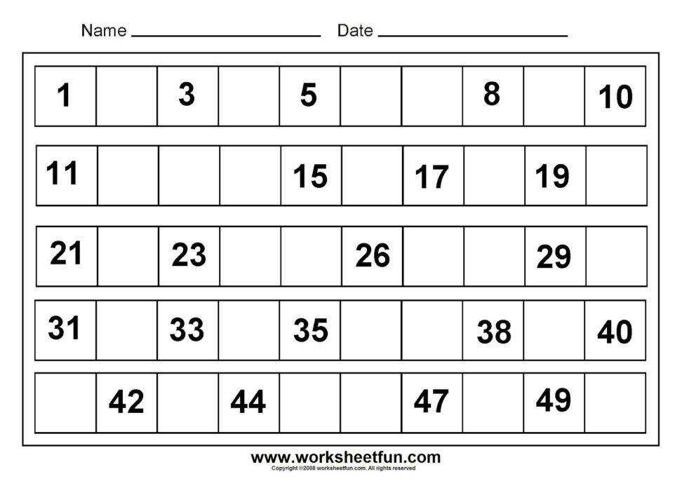 Small • Medium • Worksheet Maths