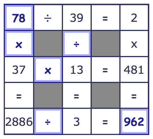 Grid Puzzle Worksheets