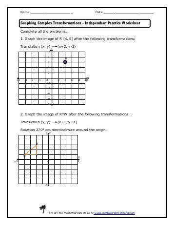 Practice Worksheet Math Worksheets Land