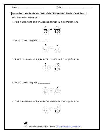 Worksheet Math Worksheets Land