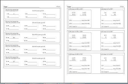 New Sixth Grade Math Workbook Created