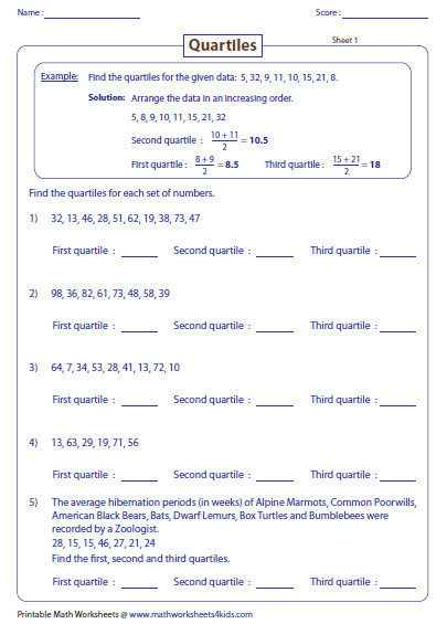 Best Solutions of Mean Median Mode Range Outlier Worksheets For Your Summary