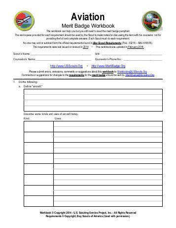 merit badge worksheets. Black Bedroom Furniture Sets. Home Design Ideas