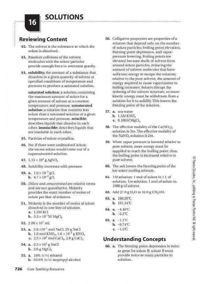 Pearson Education Math Worksheets Answers Inc Chemistrychapter16assessmentsmall Phpapp02 Thumbn Pearson Math Worksheets Worksheet Medium
