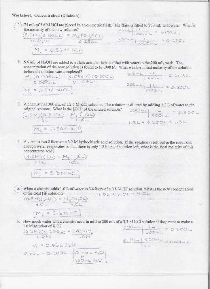 Medium Size of Worksheet chemistry Worksheet Answers Miller And Levine Biology Chapter 2 Test Chemistry
