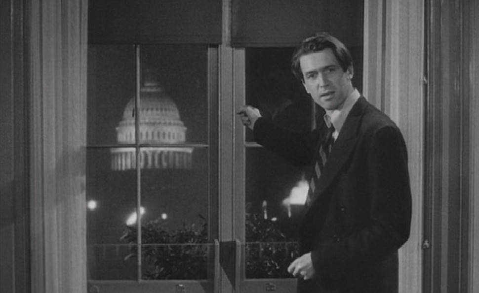 In Mr Smith Goes To Washington Frank Capra stood up for a simple American