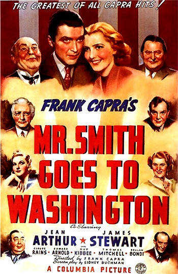 Mr Smith Goes to Washington 1939 is producer director Frank Capra s classic edy drama and considered by many to be his greatest achievement in film