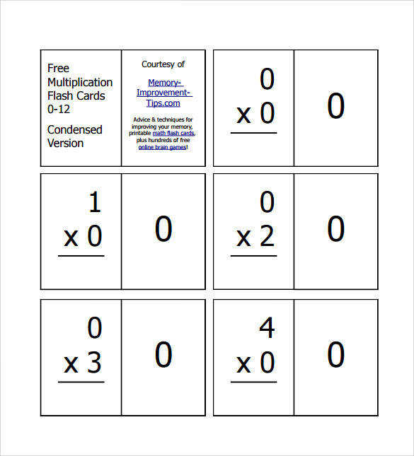 Multiplication Facts Worksheets  HomeschooldressageCom