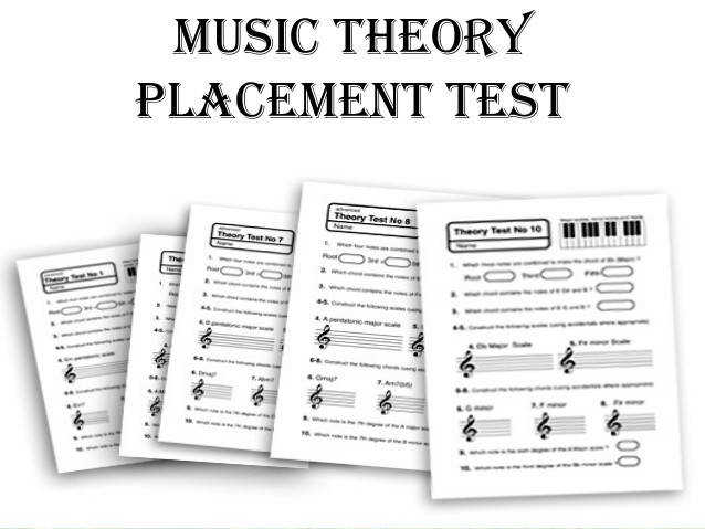 Music Theory Worksheets Homeschooldressage
