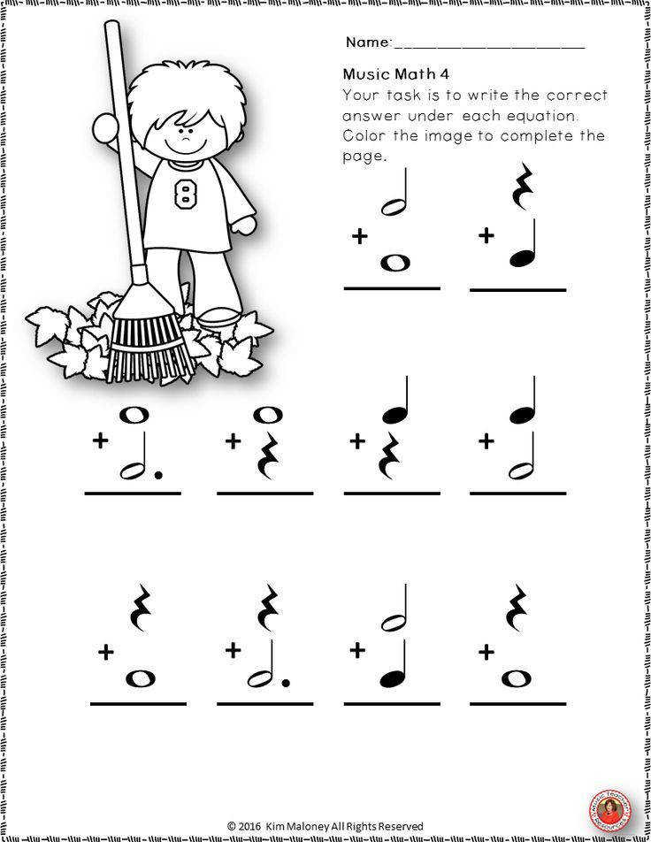 FALL AUTUMN Music Worksheets 24 music worksheets aimed at reinforcing students understanding and