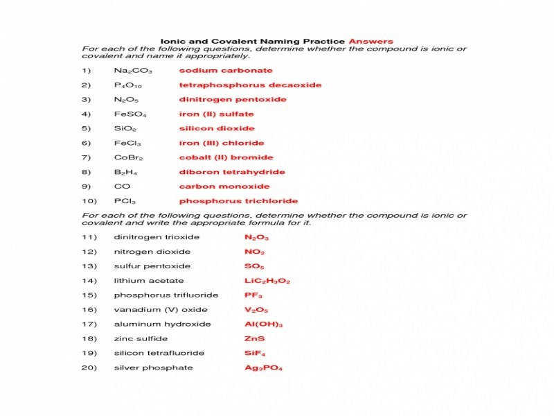 Good Looking Blog Archives Naming Molecular pounds Worksheet