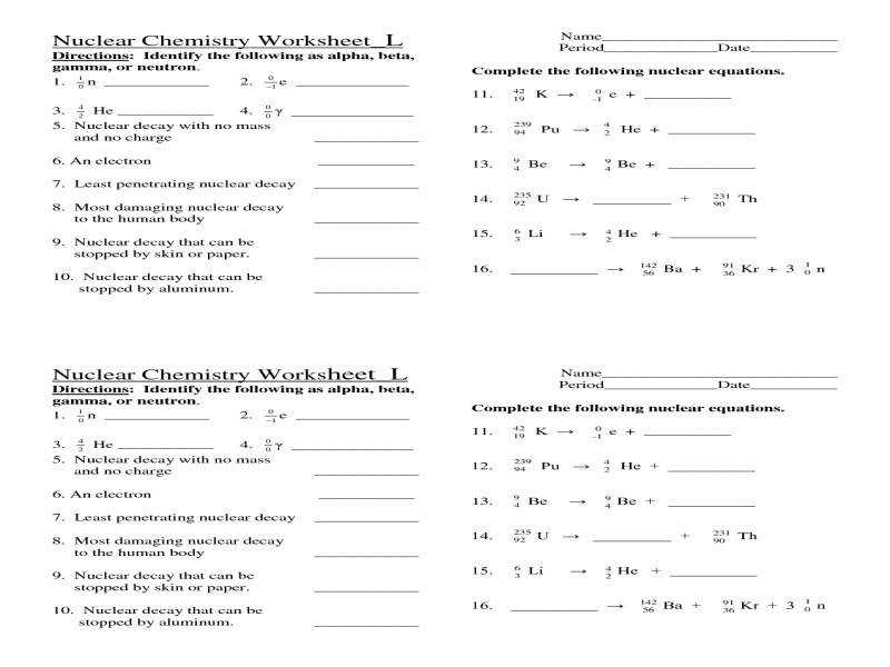 Download by size Handphone Tablet Desktop Original Size Back To Nuclear Reaction Worksheet
