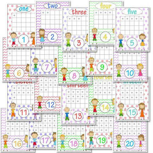 Count and Match FREE Printable Worksheets Worksheetfun