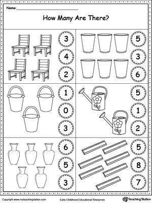 Count the Objects in Each Group