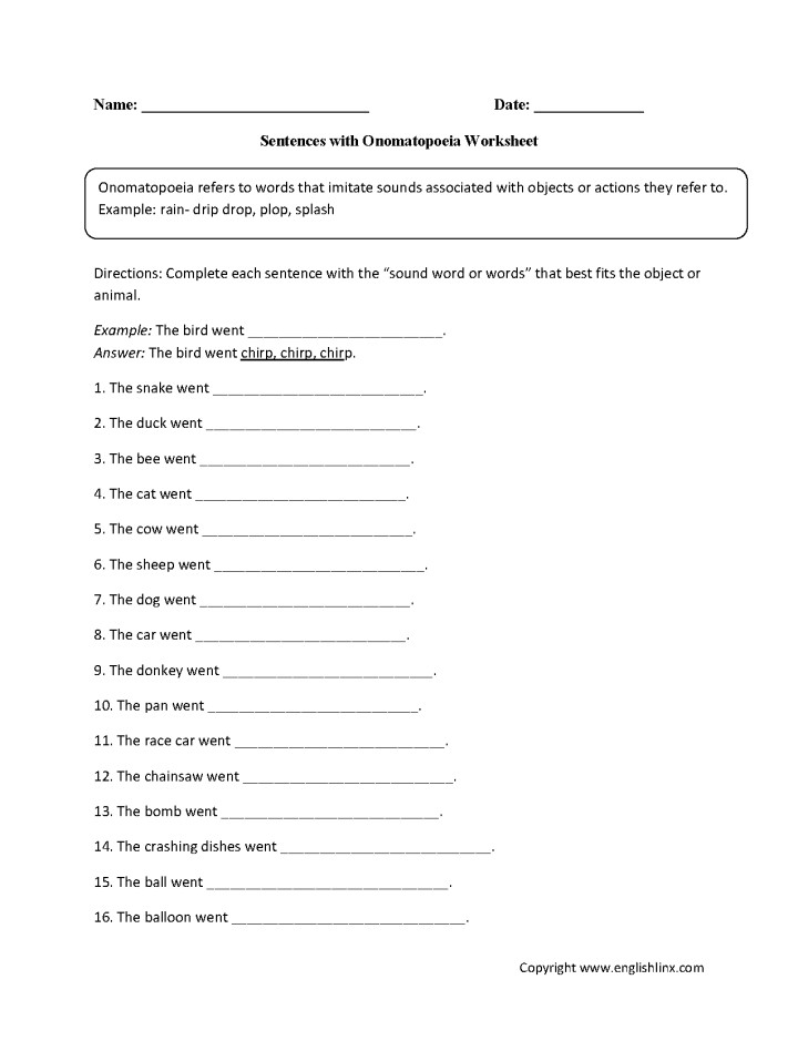 worksheets vidtionary