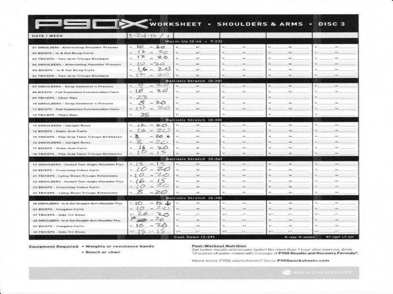 P90x2 Worksheets Homeschooldressage. P90x Chest And Back Worksheet Worksheets For School Jplew. Worksheet. P90x Legs And Back Worksheet At Clickcart.co