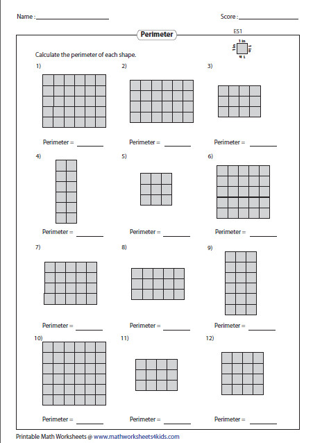 Counting Grid Easy Level