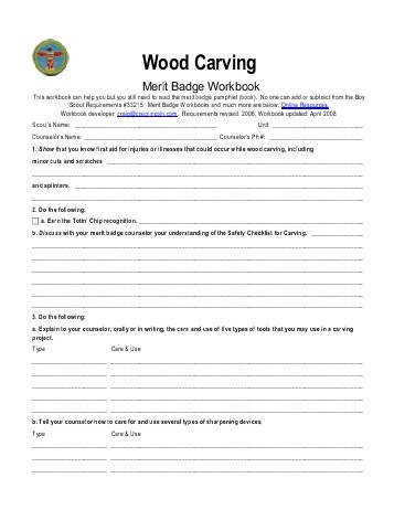 All Worksheets Boy Scout Merit Badge Worksheets Printable