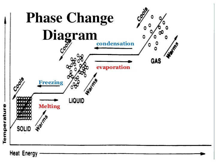 Phase Change Worksheet
