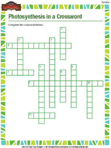 here photosynthesis in a crossword pdf to the document