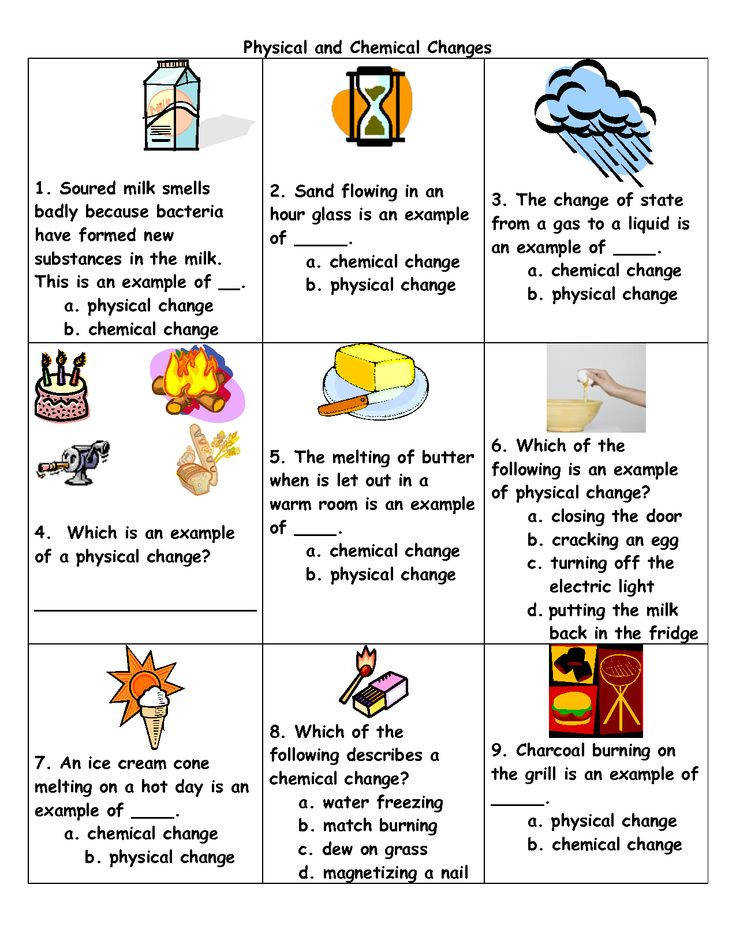 pin Sugar clipart physical change example 13