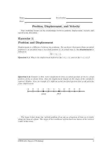 Physics worksheets bhs science department worksheets