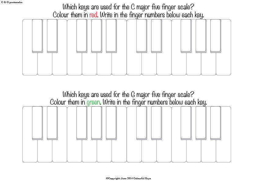 Do you need more free music theory worksheets